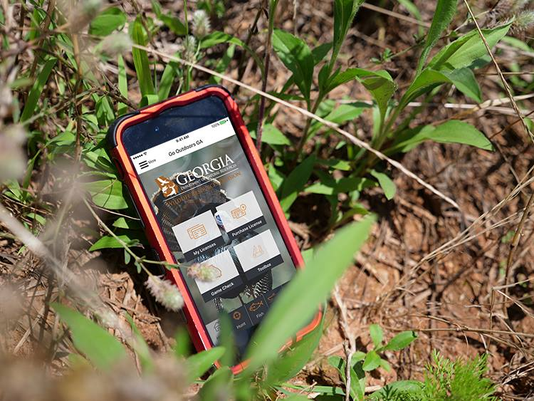 New Free App for Georgia Hunters & Anglers