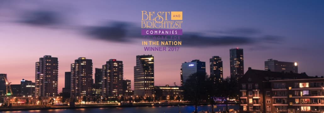 Brandt Recognized as 2017 Best & Brightest Companies in the Nation