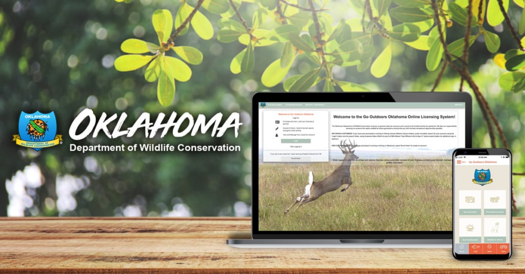Oklahoma Wildlife Department to Debut New Online Licensing System