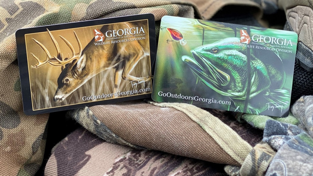 WRD's New Go Outdoors System Brings More Hunters, Anglers and Boaters to Georgia
