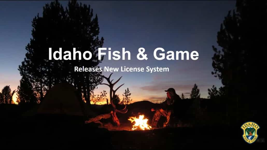 New Idaho Fish and Game licensing system gives buyers more options and features