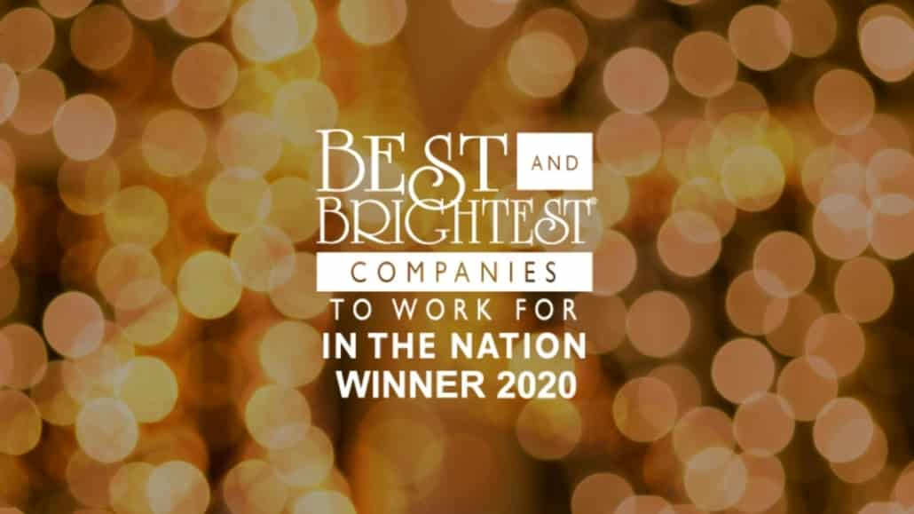 Brandt Information Services named Best & Brightest Company to Work For for Fifth Consecutive Year